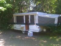 Coleman Tacoma Tent Trailer 2003