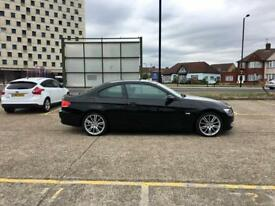 "2009 BMW 3 SERIES 320D M-SPORT –WARRANTED MILEAGE, 2 DOOR COUPE, BLACK, Diesel Manual, 18"" Alloys"
