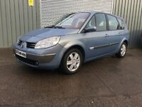 2006 RENAULT GRAND SCENIC ESTATE 1.6 VVT***FULL YEARS MOT***similar to megane golf focus civic astra