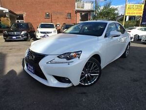 2015 Lexus IS 250 BrownLeather,ReverseCam,CooledSeats,Leather&Su
