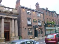 Brown Bear, 109 Norfolk Street, Sheffield. Joint Management Couple Required