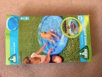 'Paddling Pool - or soft ball play pool'
