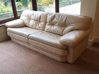 Free Leather Sofa!