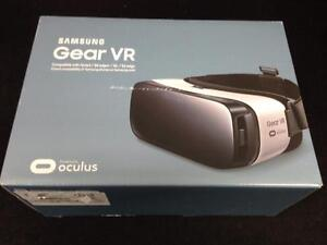 SAMSUNG VR GLASSES-$75 & WIFI READY PROJECTOR-$149,--with one month warranty