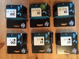 HP Ink/Printer Cartridges