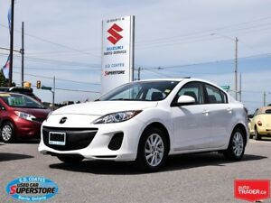 2013 Mazda Mazda3 GS ~ Only 30,000 KM ~Heated Seats ~Power Moonr