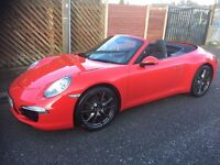 Porsche 911 - 991 3.4 Carrera 2dr PDK Box - 2013, ONLY 7000 MILES, 1 OWNER, 350BHP, STUNNING MACHINE