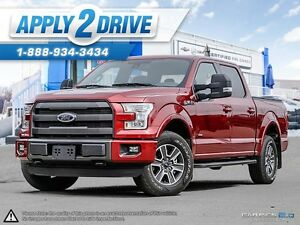 2015 Ford F-150 FX4 4x4 Loaded Low Kms Very Nice Truck!!