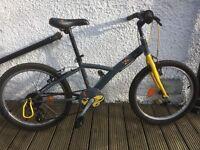Sturdy Decathlon boy's bike