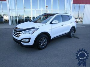 2016 Hyundai Santa Fe Sport Luxury w/Leather Htd Seats, Sun Roof