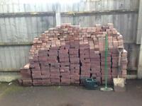 400 new paving bricks blocks patio Ect Leytonstone