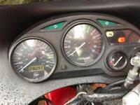 GSXF Motorbike