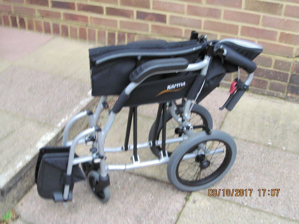 Karma Wheelchair Ergo Lite KM-2501.