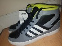 Adidas Trainers, Size 11 & 1/2