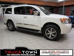 2010 Nissan Armada PERFRECT COMBINATION OF POWER AND LUXURY!!