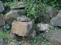 Decorative Garden Rocks For Rockeries, Ponds & Other Landscaping purposes