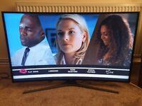 Samsung 55 Inch Curved Ultra HD 4K Freeview HD Smart LED TV (Model UE55JU6740)!!!
