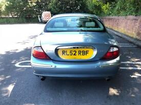 Jaguar s-type £795