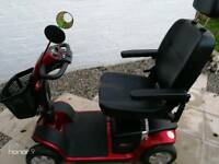Mobility scooter pride colt 6 mph