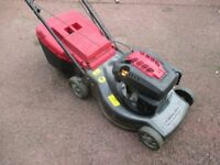 Self propelled Mountfield SP536 lawn mower 20 inch (51CM) cut Large grassbox CAN DELIVER P/EX POSS>
