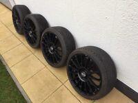 4 tyres Honda Accord- very good condition £400.00