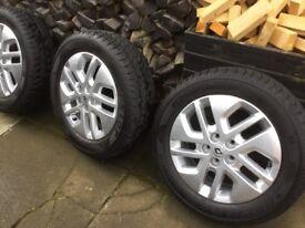 Renault Trafic sport wheels