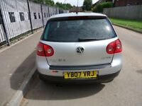 VW Golf GT TDI Sport