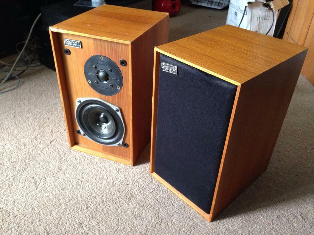 Celestion Ditton 11 Vintage Bookshelf Speakers