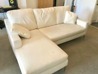 Comfortable 3 + 2 seater sofa going cheap!
