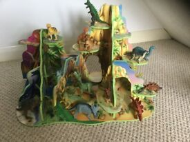 ELC Dinosaur land
