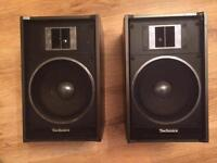 Technics 60W Speakers Model SB-F44