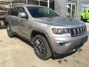 2017 Jeep Grand Cherokee Limited|Leather|Remote Start|Sunroof|He