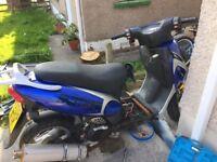 Wangye 125 spare or repair
