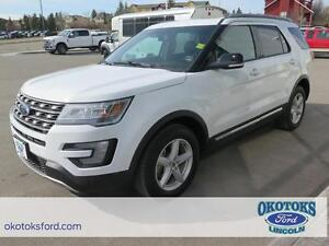 2016 Ford Explorer XLT 3.5L TI-VCT v6, XLT with 4 wheel drive