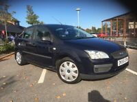 06 FORD FOCUS 1.6 TDCI LX 5DR DRIVES AND LOOKS GREAT MOT FEB 2017