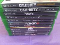 X Box 1 games bundle!!