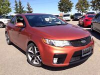 2010 Kia FORTE KOUP ***SX***LEATHER SEATING***AIR COND***POWER W