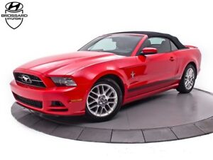 2014 Ford Mustang V6 Premium CUIR CONVERTIBLE
