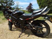 Lexmoto XTR Great first bike, needs a little TLC