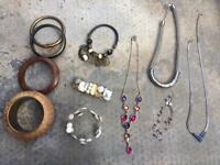 Joblot costume jewellery bundle