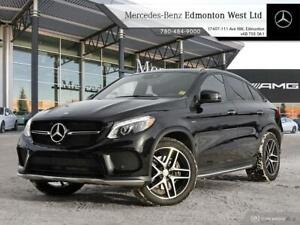 2016 Mercedes Benz GLE450 AMG 4MATIC Coupe