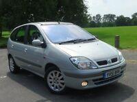 Renault Megane Scenic mpv, MUST GO TODAY BARGAIN, ONLY £495........zafira, verso, tino, cmax, touran