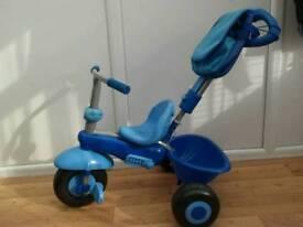 Little trike-blue