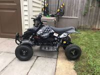 800W FunBikes Mini Quad Bike