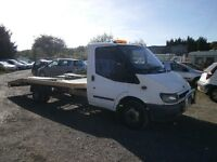 FORD TRANSIT T350 RECOVERY 2003