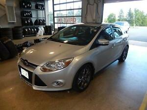 2014 Ford Focus SE Great looks and and a comfortable interior