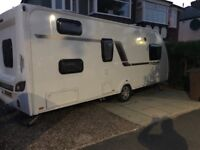 2013 Swift Challenger Sport 586 with motor mover