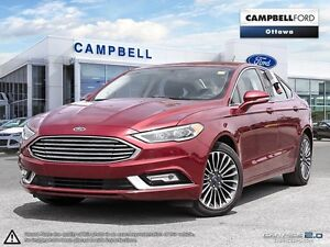 2017 Ford Fusion SE AWD-LEATHER NAV-LOW PRICE