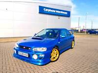 305bhp Subaru Impreza UK2000 Turbo In P1 Sonic Blue PX Welcome with good cash offer