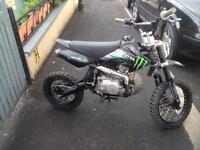 110 stomp bike 2014